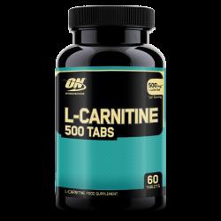 L-Carnitine 60 caps.