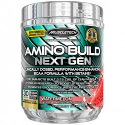 Amino Build Next Gen Energized  280gr