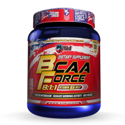 BCAA Force 8:1:1 200 caps