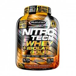 Nitro Tech Whey Isolate Gold 1.8 gr
