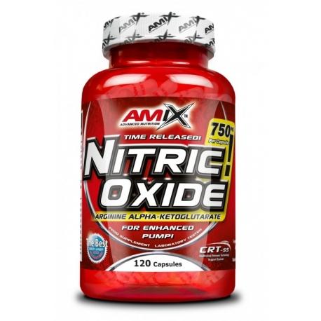 Nitric Oxide 120 caps.