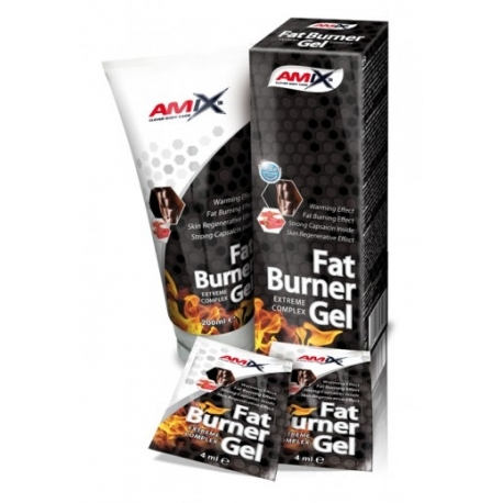 Fat Burner Gel 200 ml