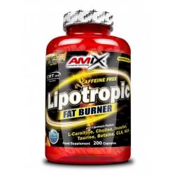 Lipotropic Fat Burner 200 caps.