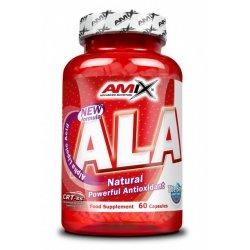 ALA (Alpha Lipolic Acid) 60 caps.