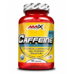 Cafeina + Taurina 90 caps.