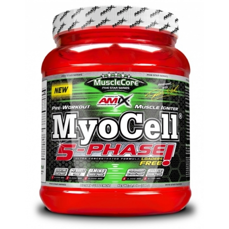 MyoCell 5 Phase 500 gr