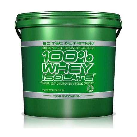 100% Whey Isolate 4 Kg