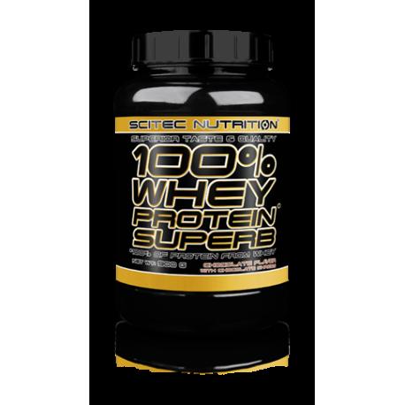 100% Whey Superb 900gr