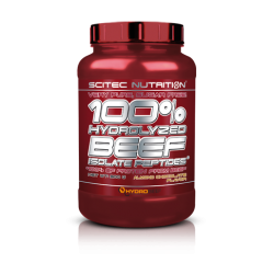 100% Hydrolyzed Beef Isolate 900 gr