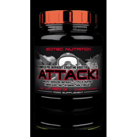 Attack 2.0 720 gr
