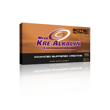 Mega Kre-Alkalyn 80 caps.