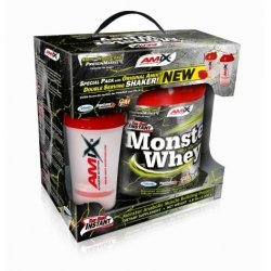Monster Whey Protein 2.2 Kg