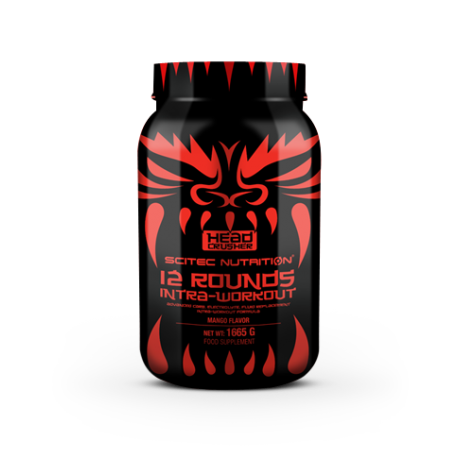 12 Rounds Intra-Workout  1.66 kg