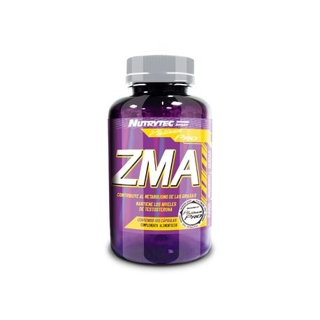 ZMA 200 caps.