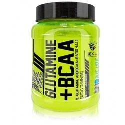Glutamina + BCAA 500g