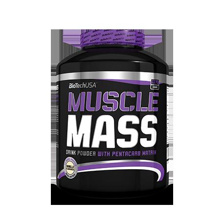 Muscle Mass 2.27 kg
