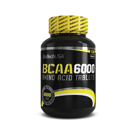 BCAA 6000 100 tabls.