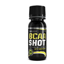 BCAA Shot zero carb. 20 X 60 ml
