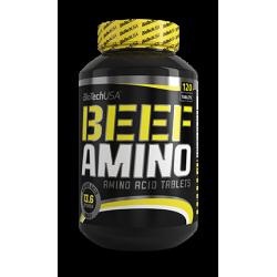 Beef Amino 120 tabletas