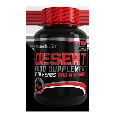 Desert  100 tabletas