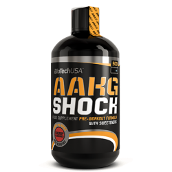 AAKG Shock 500 ml