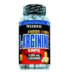 L-Arginine Caps 100 caps.