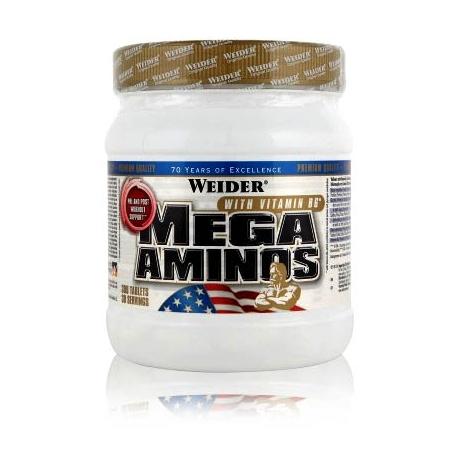 Mega Aminos  300 caps.