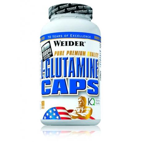 L-Glutamine Caps. 160 tab.