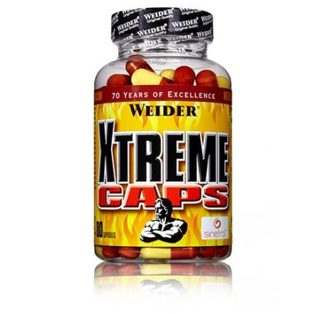 Xtreme Caps 80 caps.