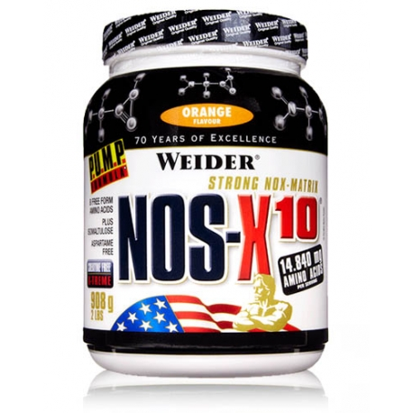 NOS-X10 908 gr