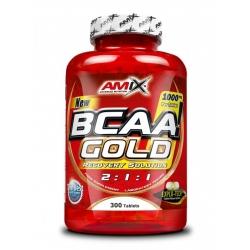 BCAA Gold 2:1:1 300 tabls.