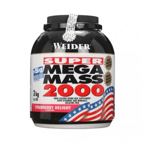 Mega Mass 2000 3 Kg