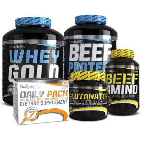 Pack Superior para aumentar peso