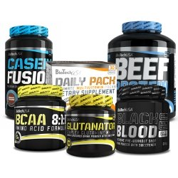 Pack Profesional para aumentar peso