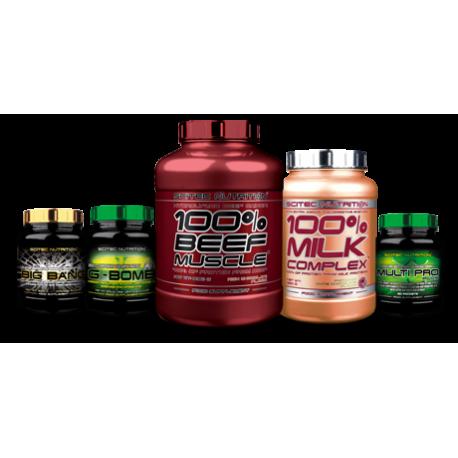 Pack Superior para aumento de peso SN