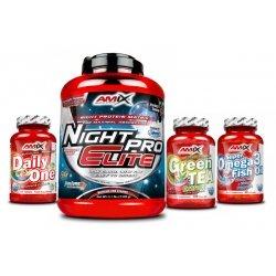 Pack Medio para mantener peso y mejorar rendimiento A