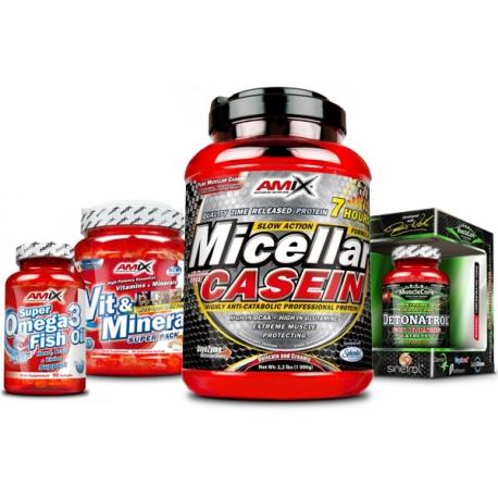 Pack Superior para mantener peso y mejorar rendimiento A