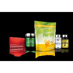 Pack Medio para mantener peso y mejorar rendimiento SN