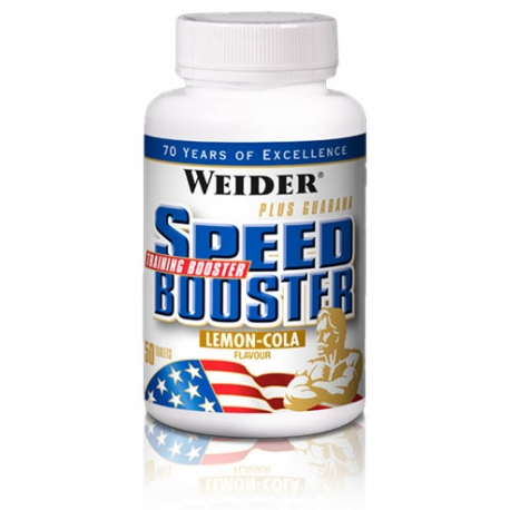 Speed Booster 50 caps