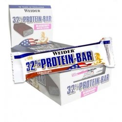 32% Protein Bars 12 Barritas x 60 gr