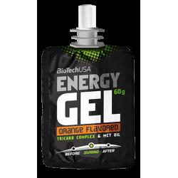Energy Gel 6 unid. x 60 gr