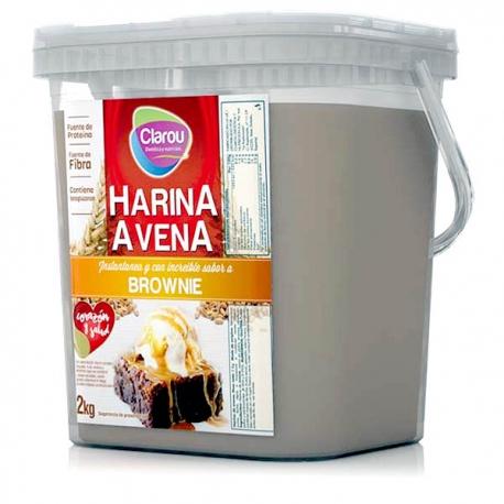 Harina de Avena con sabor 2 Kg