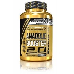 Anabolic Booster Gold 120 caps.
