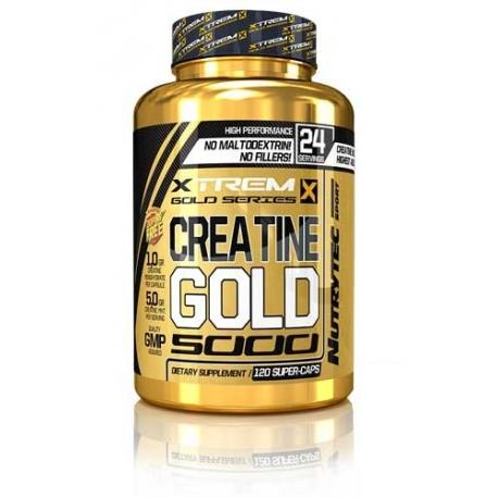 Creatine Gold 120 caps.