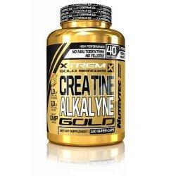 Creatine Alkalyne 120 caps.