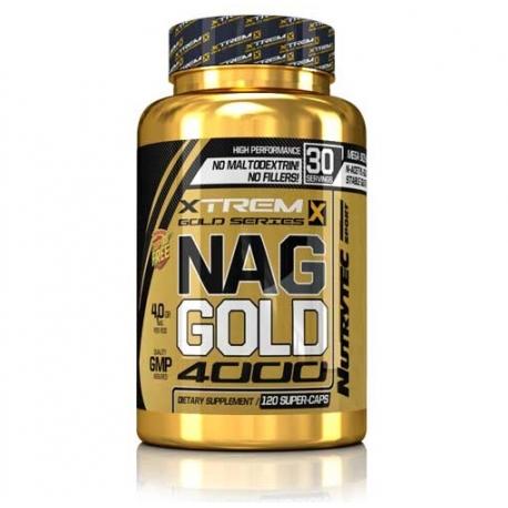 NAG Gold 120 caps.
