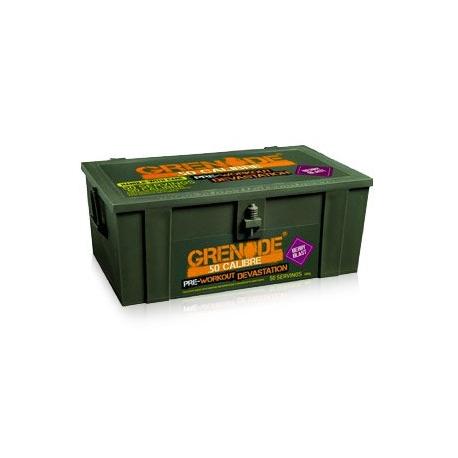 Grenade Calibre 50  20 servcios