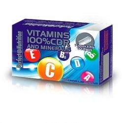 Vitamins and Minerals 60 caps.