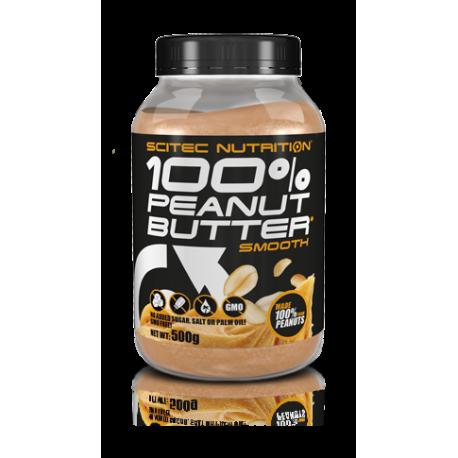 100% Peanut Butter