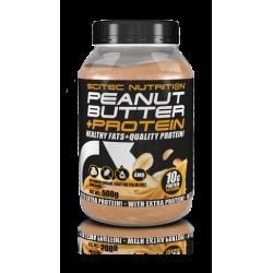 100% Peanut Butter + Protein 500 gr